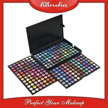 252 Full Colors Waterproofing Eye Shadow Palette for Perfect Smoky Eye Makeup