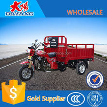 chinese popular new style 150cc 200cc air cooled gas powered trike motorcycle sale