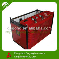 Large Displacement High Pressure 300bar Air Compressor for Scuba Diving,Gas Cylinder,Air Tightness Test