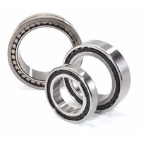 factory profomance customized Cylindrical roller bearings NU202