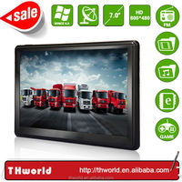 WHOLESALE PROMOTION 7 INCH HD TRUCK GPS NAVIGATION MODEL NO. M8 ONLY $33.00