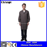 Abrasion Resistance and non plling Food Factory Workers' Worwear Coverall