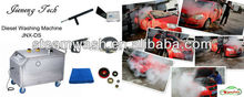 2014 Newest Tech No boiler CE Diesel Fuel steam car cleaning machine/automatic tunnel Eco-friendly