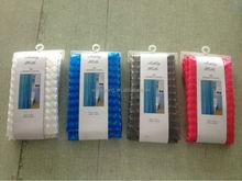 3d PEVA EVA plastic waterproof shower curtain,new designs of readymade 3d curtains