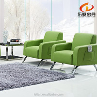 Euro style Design modern leather sofa for office S802