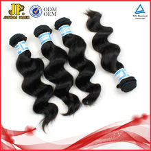 JP Hair No Mixture Tangle Free Indian Virgin Wholesale International Hair Company