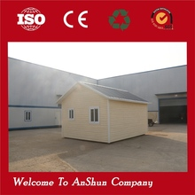 flat pack competitive price office wooden log house