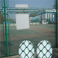 High quality chain link fence ( China manufacturer)
