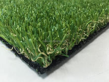 natural Artificial turf synthetic grass 3 tone