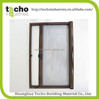 China wholesale decorative aluminum screen doors