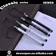 touch metal pen with stylus touch pen