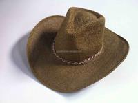 Make A Paper Cowboy Hat