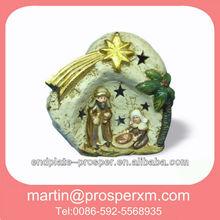 2012 christmas ceramic nativity statues