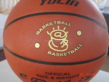 women balls high quality hand made basketballs for USA CLUB