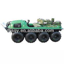 XBH 8*8-2A Jet Propelled Vehicle Amphibious ATV