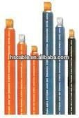 ISO CE SAA Rubber insulated flexible copper welding cable 150 mm2
