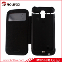 High Quality Power Bank Case For Samsung Galaxy S4 Mini i9190