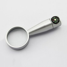 magnifier and compass usb 8gb usb flash drive pendrive three kinds of function
