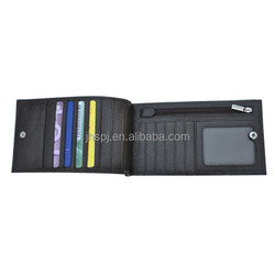 OEM ultra thin mens slim wallet