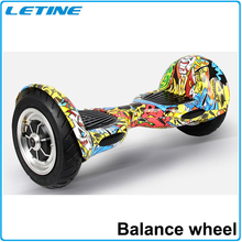2015 Hot sale Smart Handsfree electric unicycle mini scooter two wheels self balancing bluetooth electric balance board scooter