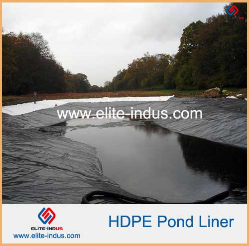 Smooth Surface Hdpe Pond Liner 0 2 To Thickness