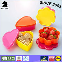 2014 hot selling travel green sprouts kid food container