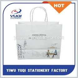 2015 Best Selling Paper Gift Bag/Gift Paper Bag Manufacturer