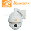 18 x Optical Zoom PTZ Camera IR Enhanced 2MP Outdoor Speed Dome IP Camera