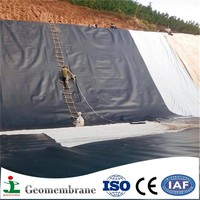 HDPE LDPE LLDPE PVC Material and Geomembranes Type damp proof membranes