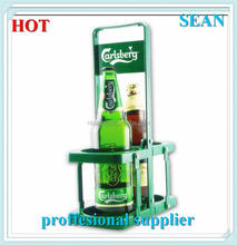 Professional Factory Cheap Wholesale Custom metal bottle carrier with great price
