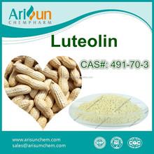 Peanut Shell Extract Luteolin Powder/Luteolin Extract/Luteolin