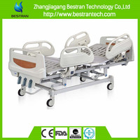 BT-AM102 3-function three-shake manual nursing bed specifications of hospital beds