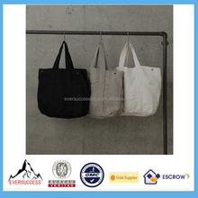 Trendy Tote Linen Bag Shopping Bag Shoulder Handbag Shopper Bag