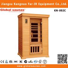 bonito y práctico para el hogar sauna para dos personas