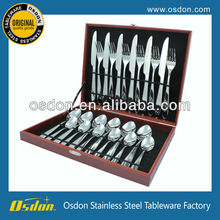 Hot-Sale Stainless Steel cheap flatware set
