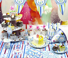 Children Prince ice cream theme party supplies wholesale suits