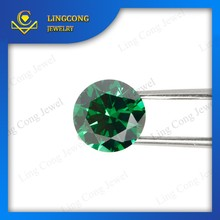 made in China hot sale green zircon