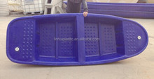 Polythylene rowing boat rotating plastic small vessel for sale