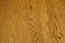 Or blé blanc chêne parquet d'ingénierie plancher