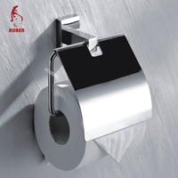 Wall Mounted Toilet Paper Holder Roll Holder