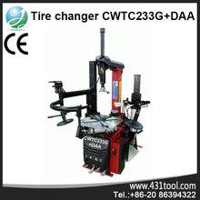 CWTC233GB+DAA swing arm car tire changer