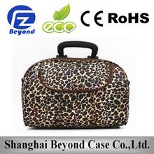2015 New hot sale EVA cosmetic leather bag, professional makeup bag