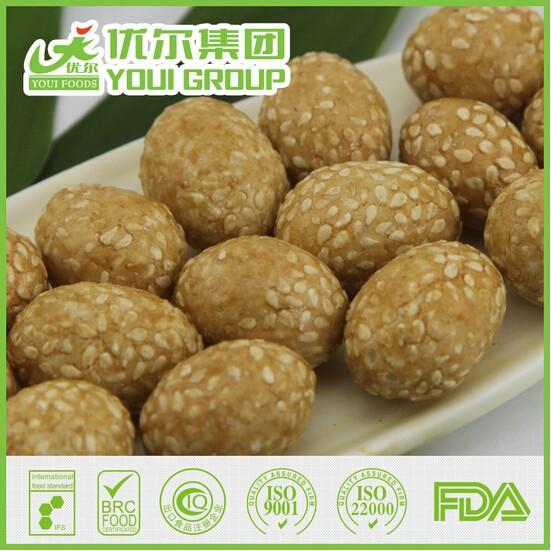Sesame Coated Peanut Snacks, Healthy Snacks.jpg