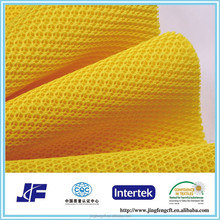 3D knitted spacer mesh fabric