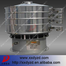 timely delivery sus-304 rotating sieve machine