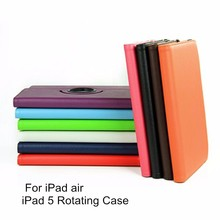 For Ipad Air/Ipad 5 Leather Rotating Stand Cover