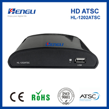 nice price digital tv converter box atsc set top box for Mexico Market