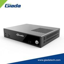 New barebone system mini PC base on 4th gen intel platform with 4k ultra HD output