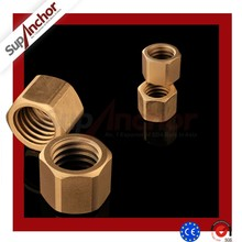 Offer T73/53 70mm Steel Hexagonal Rock Anchor Nut in China