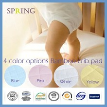 Waterproof Fitted Quilted Mattress Pad Comes with FREE BOOK